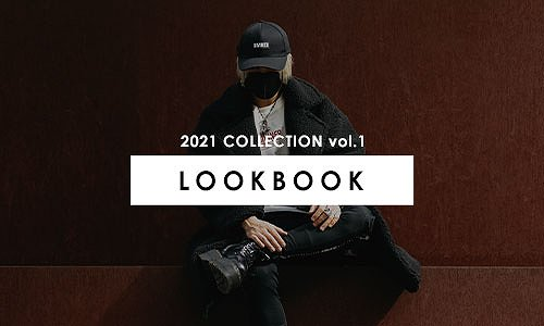 12.25/DIVINER 2021 LOOKBOOK vol.1