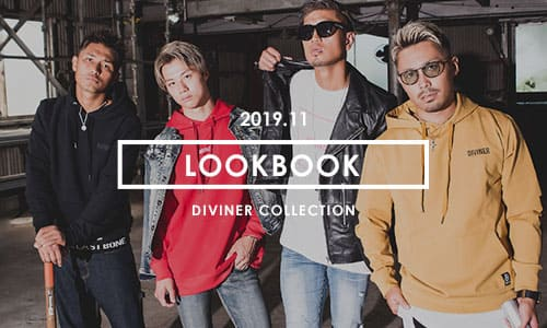 10.17 / LOOKBOOK feat. K-1 FIGHTER