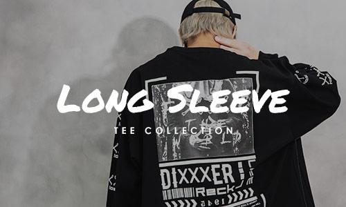 09.09/Long Sleeve Tee Colletion